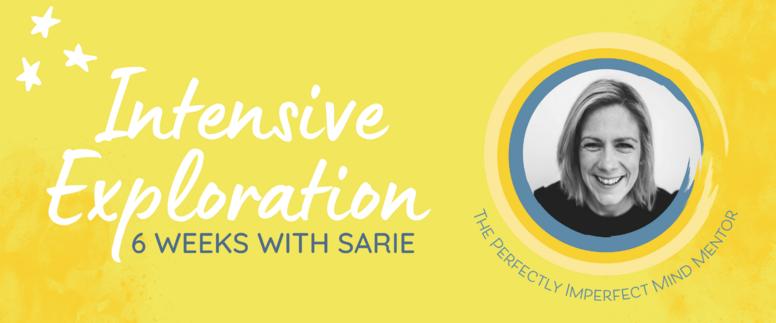 6 Week Intensive Exploration Programme