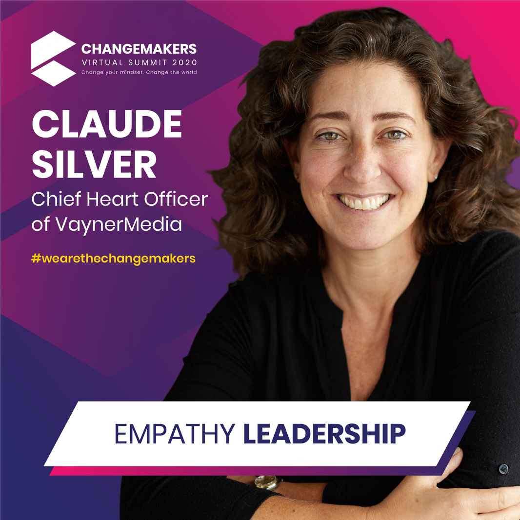 CVS Speaker Claude Silver