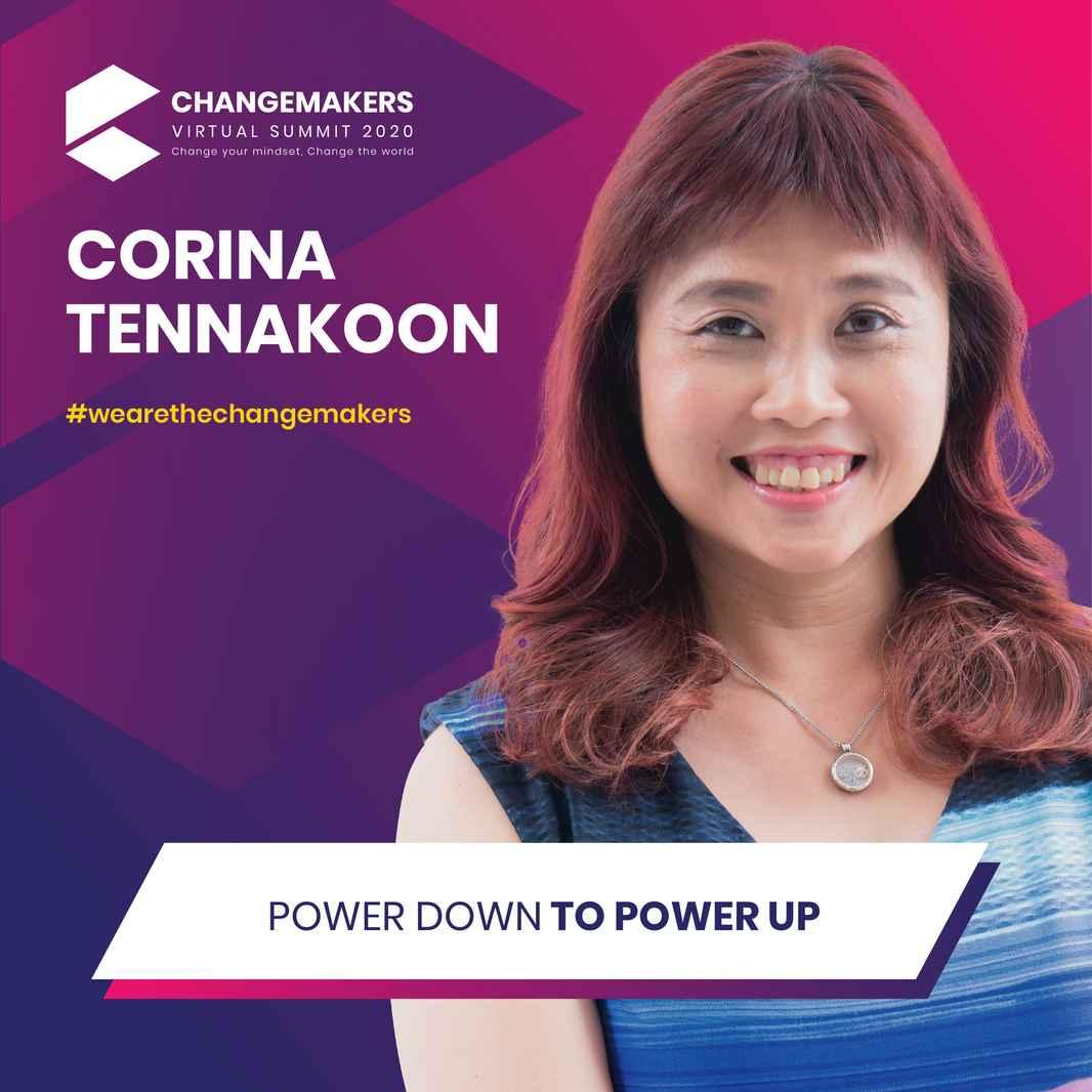 CVS Speaker Corina Tennakon