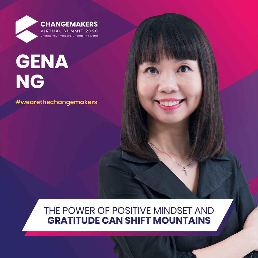 CVS Speaker Gena Ng