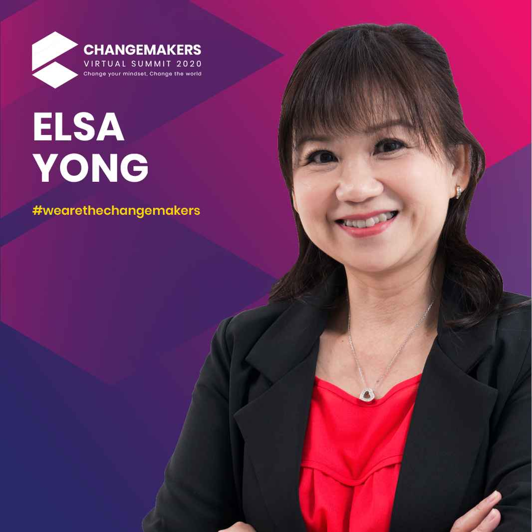 CVS Speaker Elsa Yong