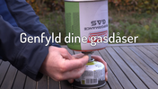 Kajakenergi - Genfyld dine gasdåser 4K-Apple Devices 4K