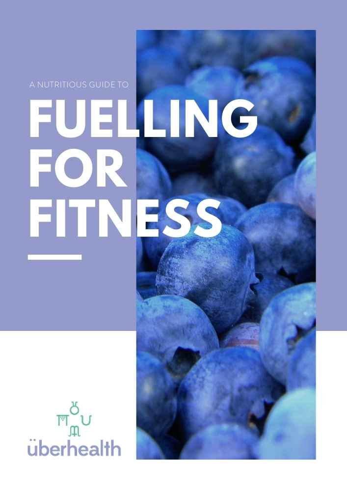 Fuelling for Fitness E-Book