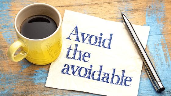 Blog-Avoidable