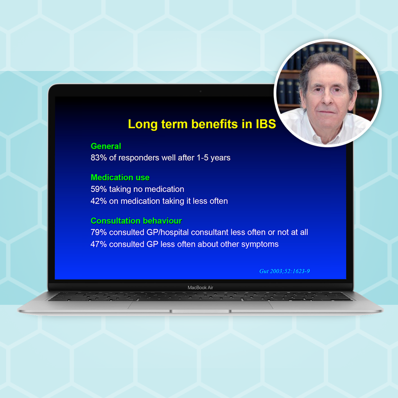 Using Hypnotherapy to Treat IBS and SIBO (Yes, Really!) Masterclass with Dr. Peter Whorwell, MD
