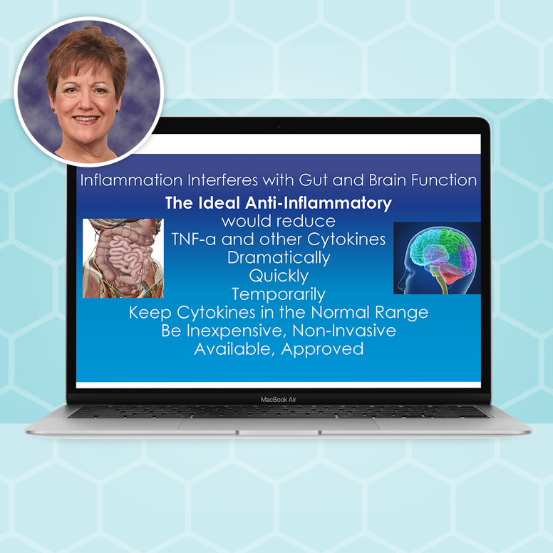 Frequency Specific Microcurrent for SIBO Masterclass with Dr. Carol McMakin, DC
