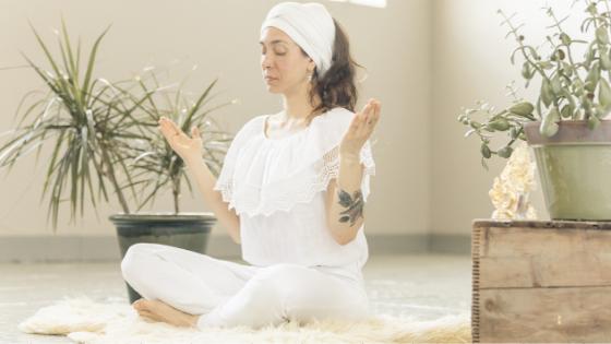 Blogg; 10 pust meditasjon