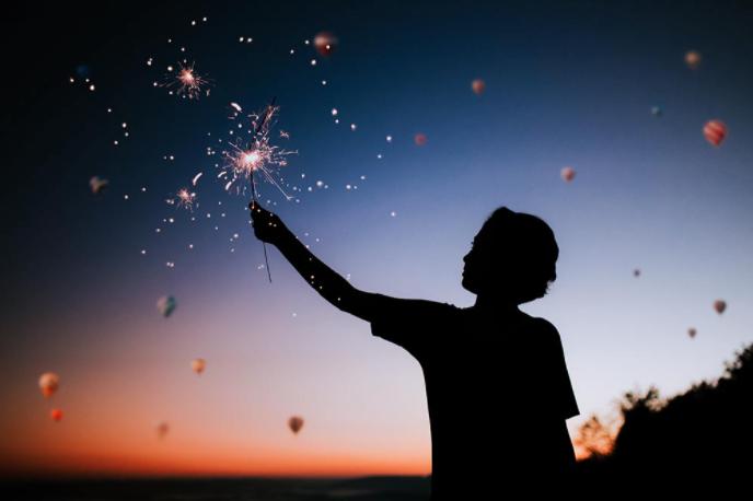 Sparks of inspiration