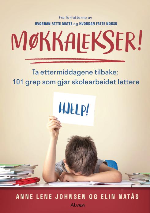 Møkkalekser! 101 grep som gjør at barnet ditt lærer lettere