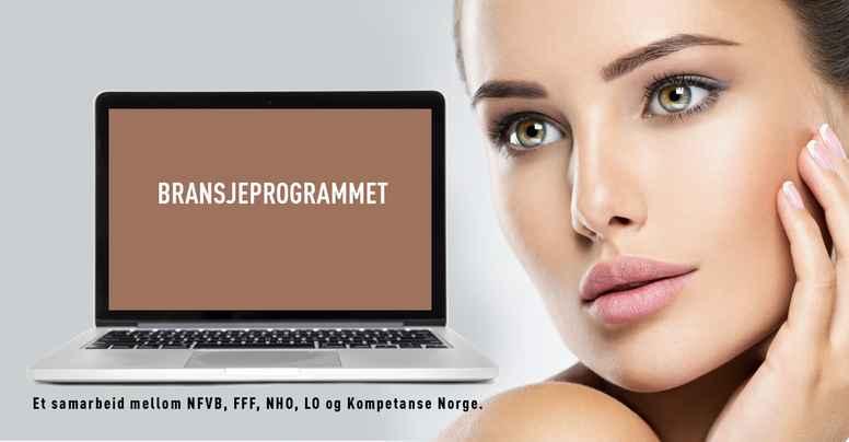 """Bransjeprogrammet for hudpleiere - """"Dermatologi - med fokus på Hudbarrieren"""""""