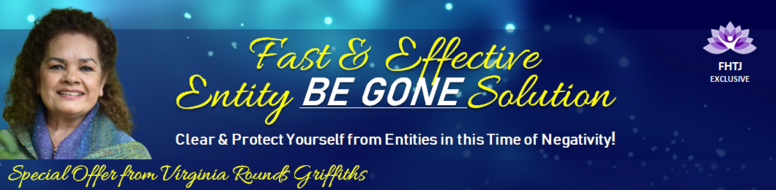 S20: Virginia Rounds Griffiths (B) Fast & Effective Entity BE GONE Solution