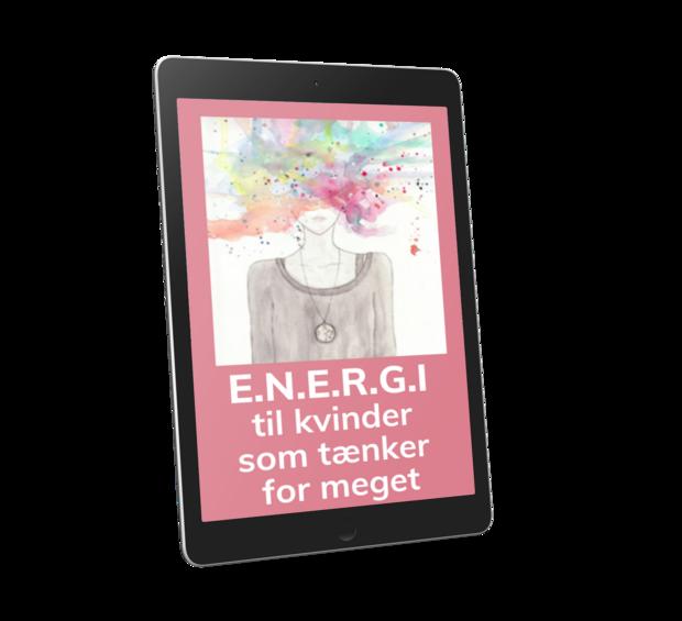 Ipad_ENERGI til kvinder som tænker for meget