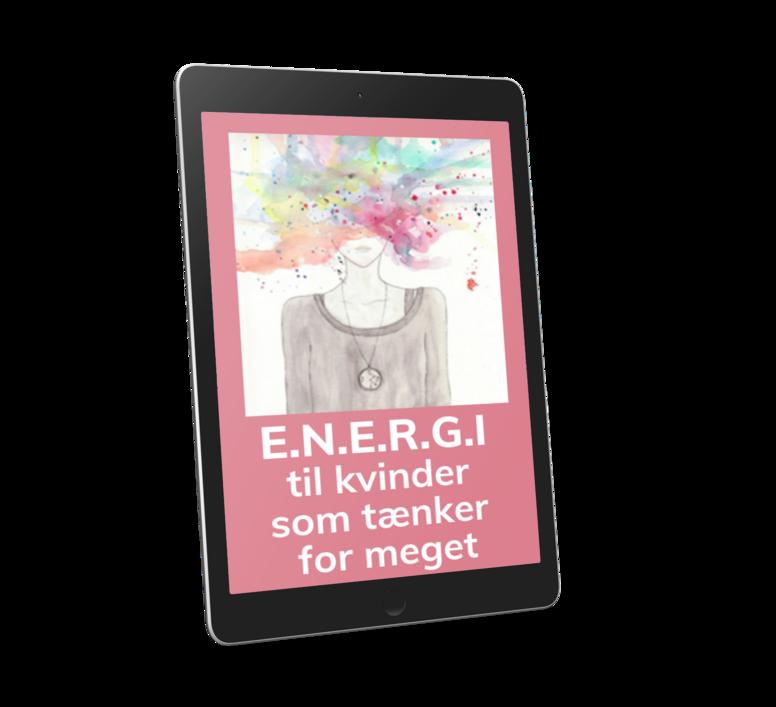 Online forløb: E.N.E.R.G.I til kvinder som tænker for meget