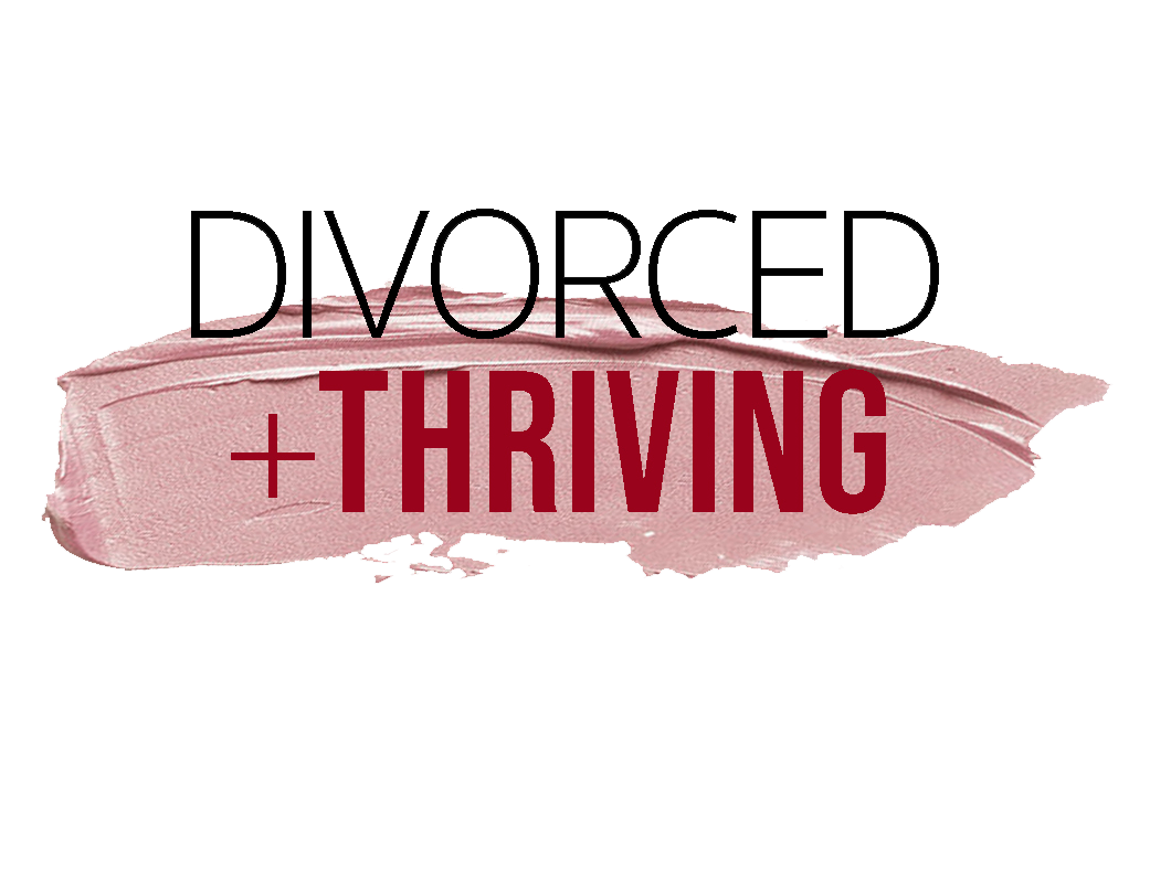 Divorced and Thriving Logo Trans2