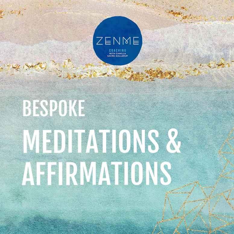 Bespoke Meditation & Affirmation