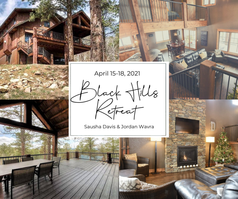 Black Hills Retreat {April 15-18, 2021}