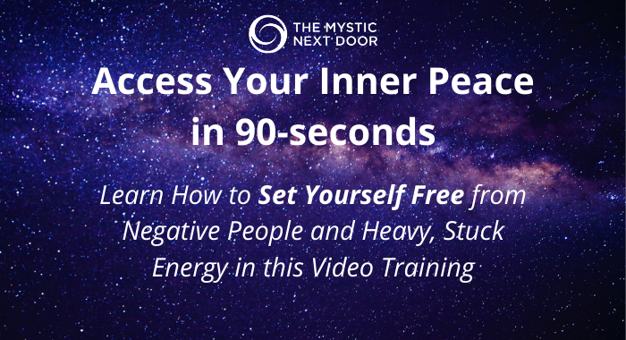 Reset Your Energy in 90-Seconds Video Training