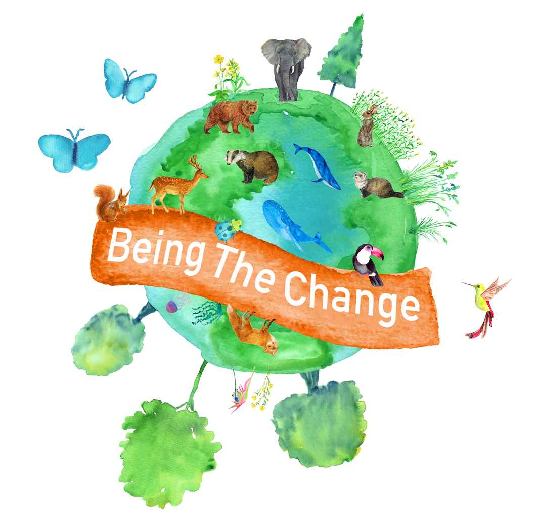 Being The Change Planet