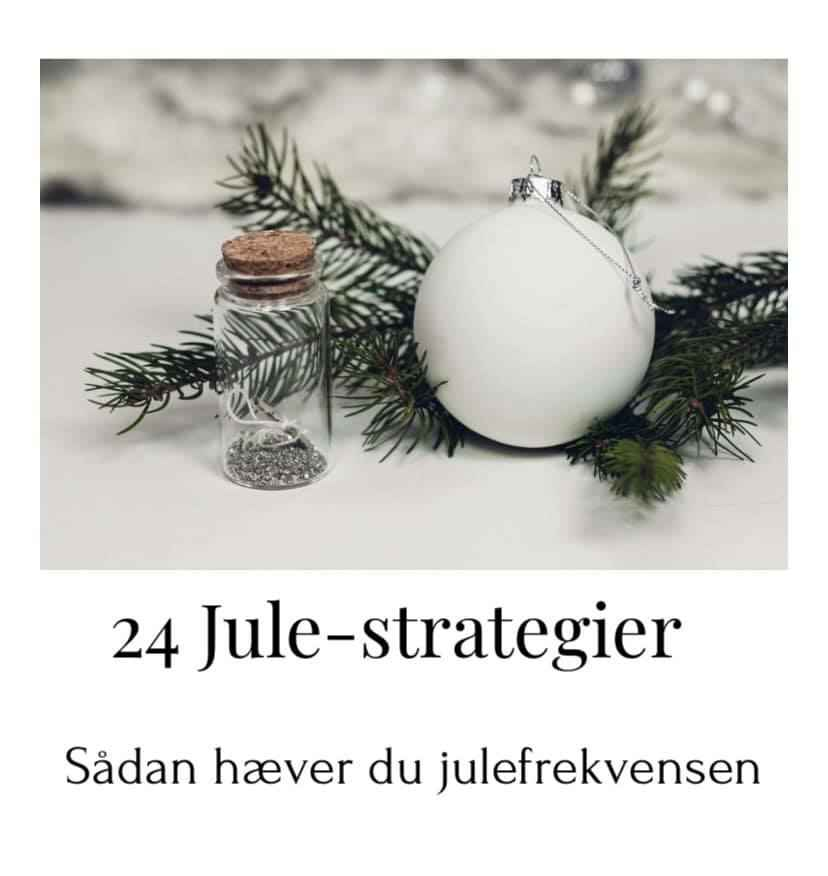 Mette Holm 24 jule-strategier