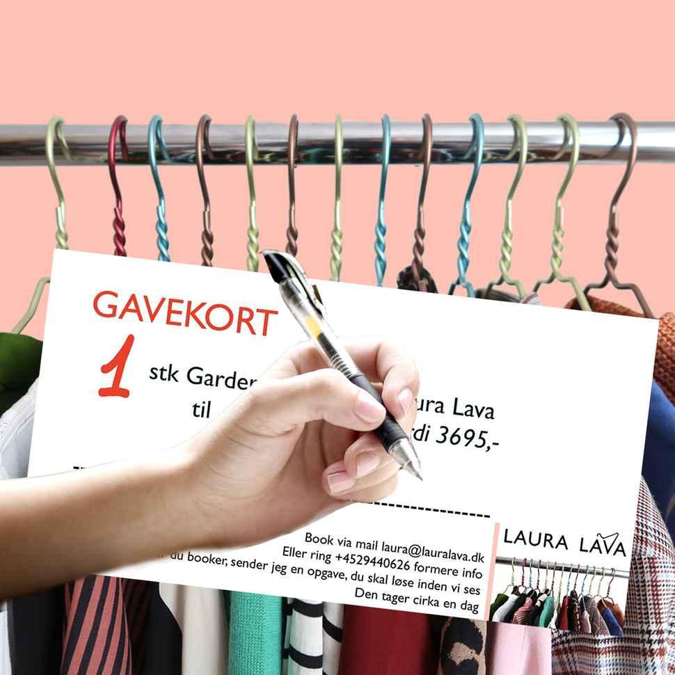 Gavekort landing page 1080 x 1080
