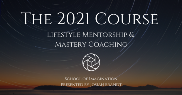 2021 Lifestyle Mentorship Course