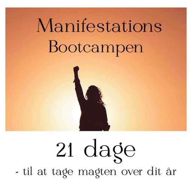 Mette Holm Manifestations bootcamp