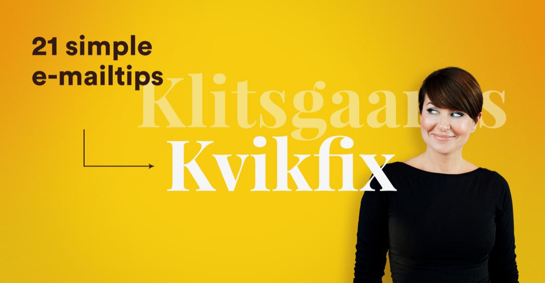 Kvikfix header