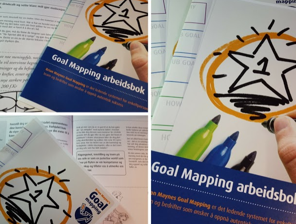 Goal Mapping collage