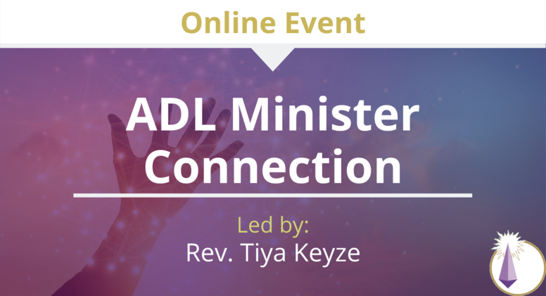 ADL Minister Connection