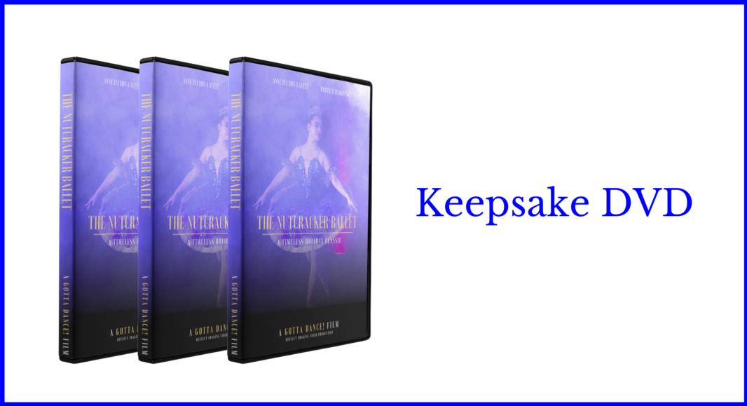 Keepsake DVD