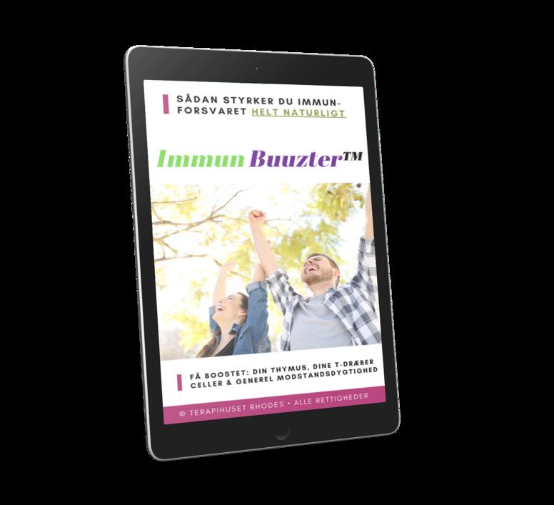 Immun Buuzter™ online