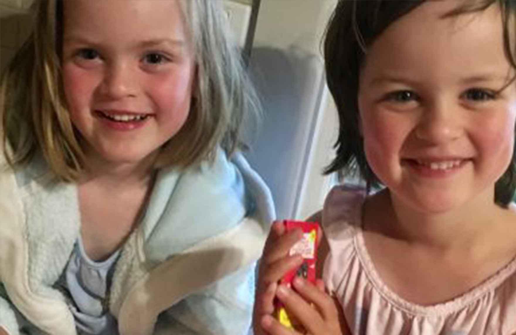 Celia and Rosie