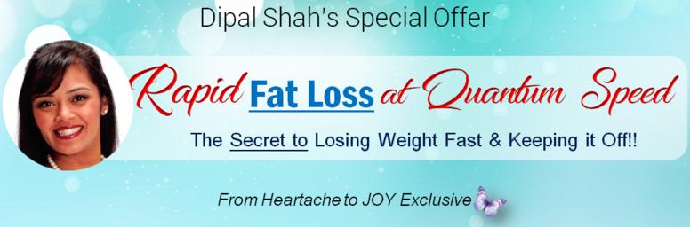 S20: Dipal Shah (A) Rapid Fat Loss