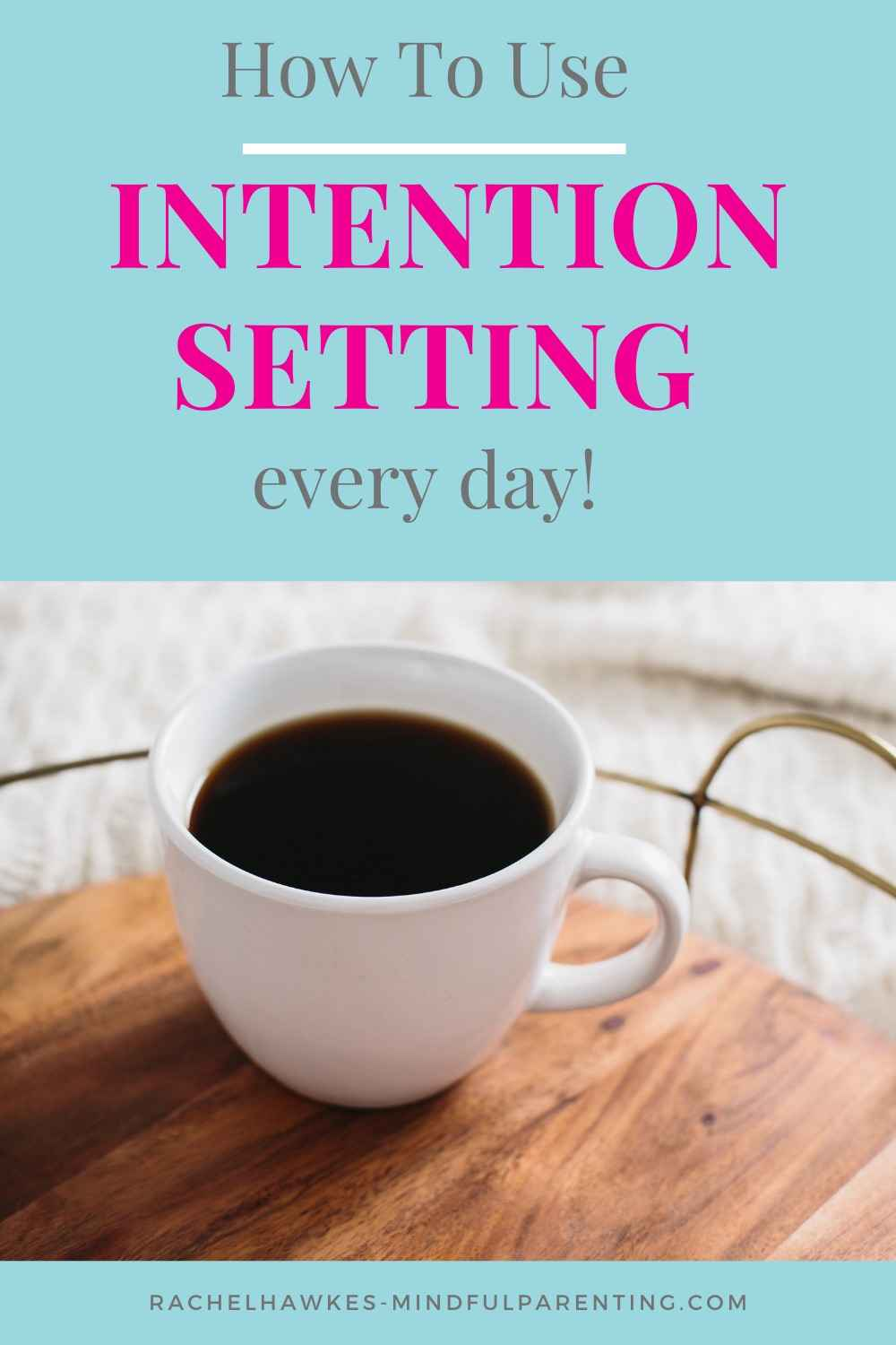 Intention setting for the family
