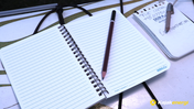 003 Vandfaste Notater - Det du skriver på