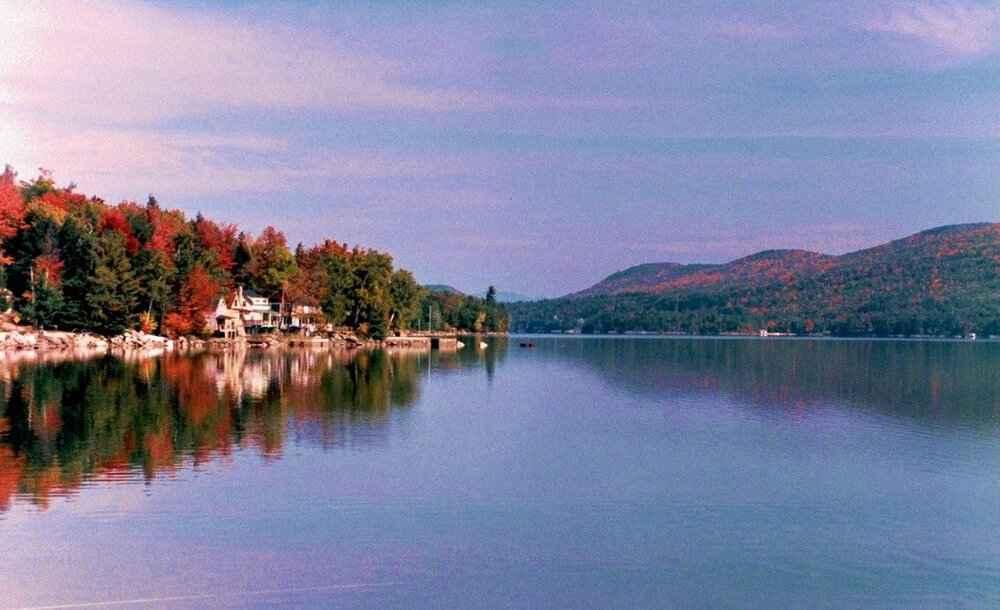 newfound+lake
