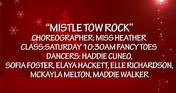 Mistle Tow Rock