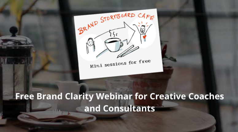 Brand Storyboard Webinar for Creative Coaches