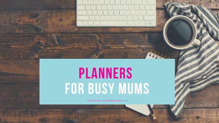 planning for busy mums blog cover
