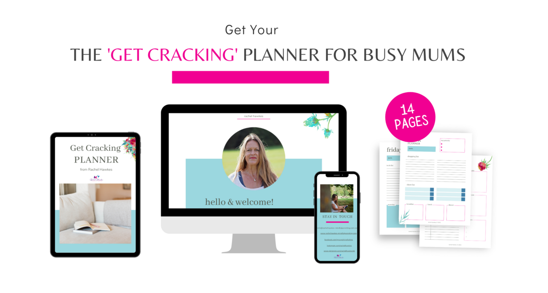 planner for busy mums