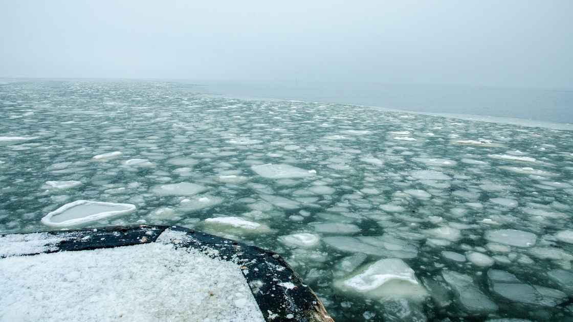 Vinter - Isfyldt Farvand 002
