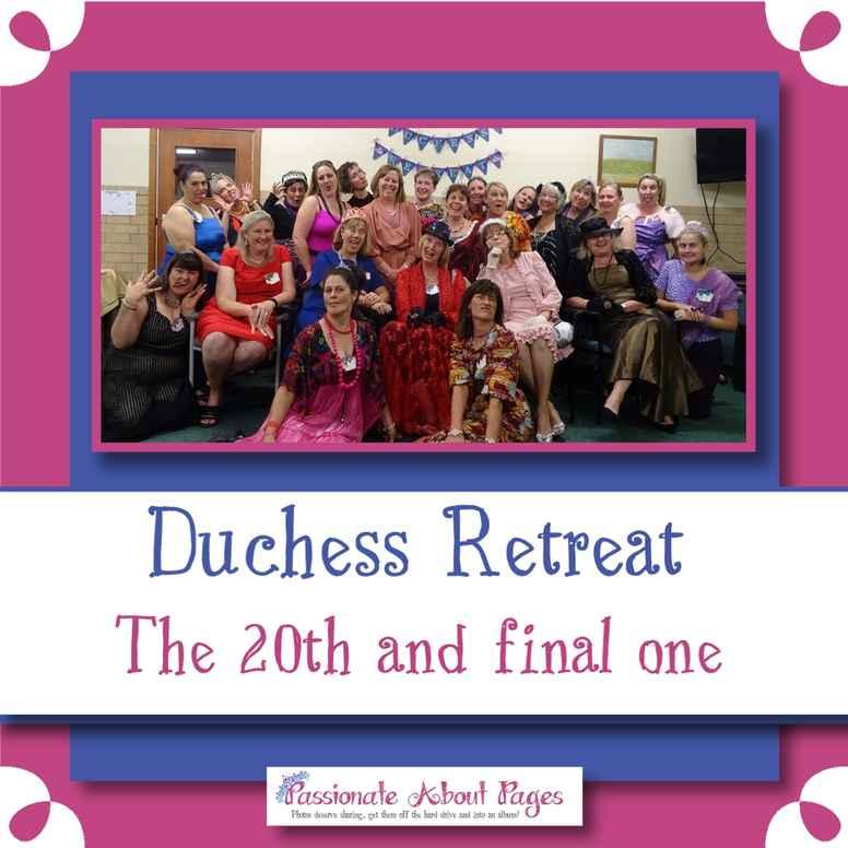 Duchess Retreat 2021 - Second Payment