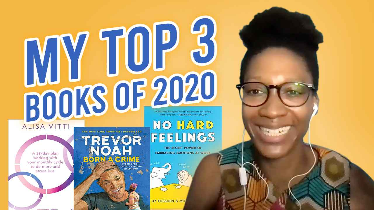 My Top 3 Books of 2020