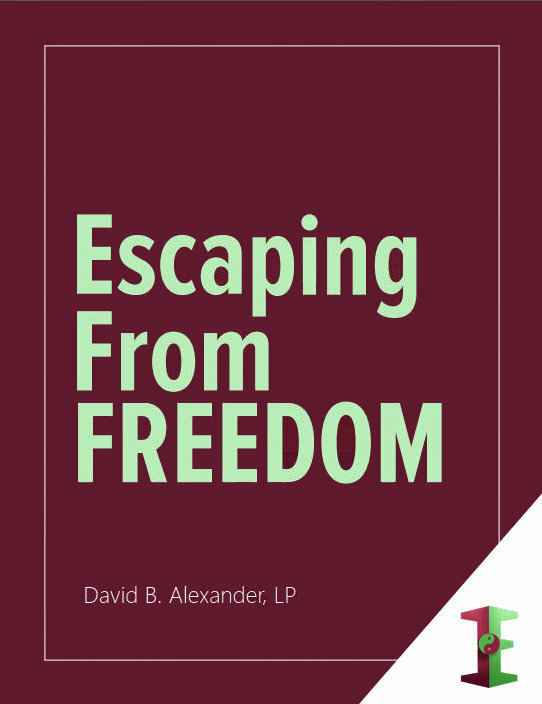 Escaping From Freedom: Healing Our Society