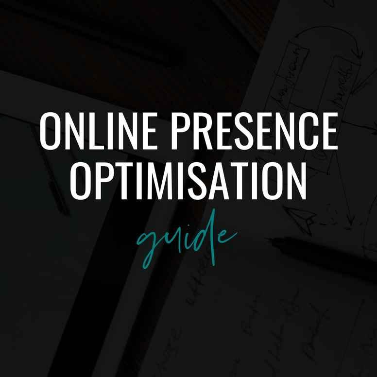 DIY Online Presence Optimisation Guide