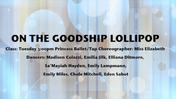 Fancy-Feet-2015-Show-B-02-On-The-Goodship-Lollipop