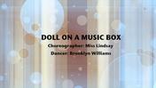 Fancy-Feet-2015-Show-B-19-Doll-On-A-Music-Box
