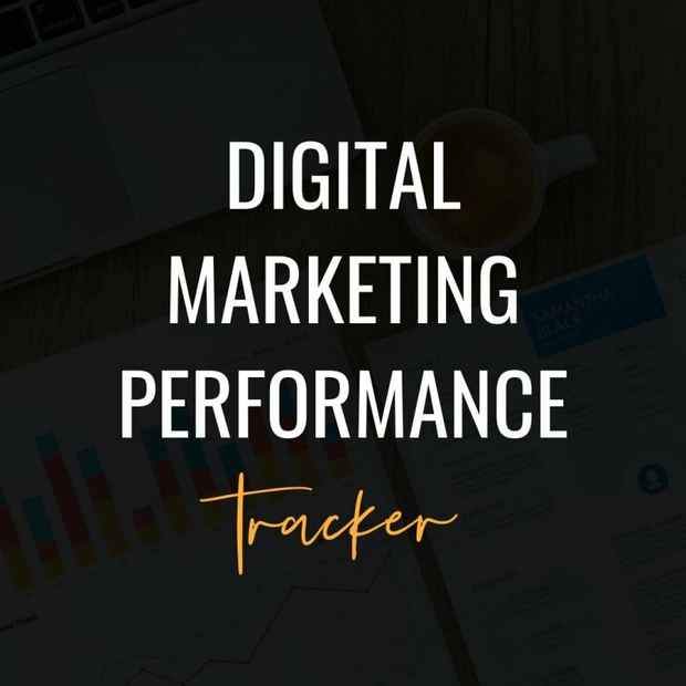Digital-Marketing-Performance-Tracker