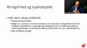 NP110121-4-2-Ytringsfrihet og lojalitetsplikt