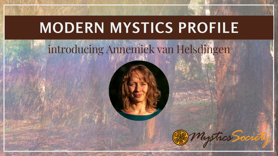 introducing Annemiek van Helsdingen